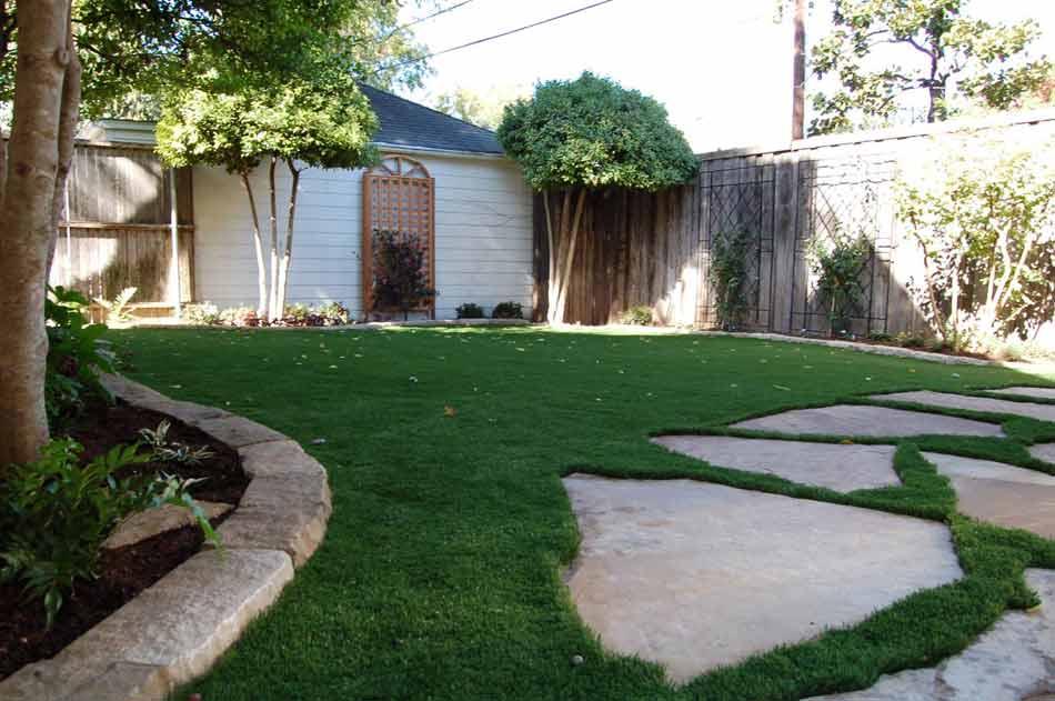 Tulsa, OK Artificial Grass & Backyard Turf | SYNLawn Oklahoma on Astro Turf Backyard Ideas id=95673